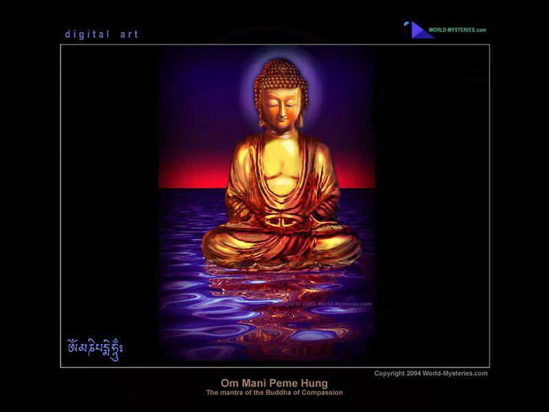 Dwp-buddha
